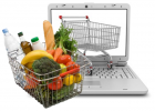 Global Online Grocery Market By Manufacturers: Peapod, Boxed, Postmates, NetGrocer, Google Express
