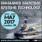 The Advancement of Technological Innovation of Maritime Robotic Systems discussed this May