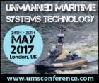 Liquid Robotics to provide address at Unmanned Maritime Systems Technology 2017 on the future of maritime surveillance.