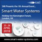 OFWAT to Open SMi's 7th Annual Conference on Smart Water Systems