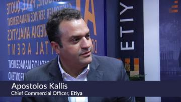 Latest News from Etiya at Digital Transformation World 2018