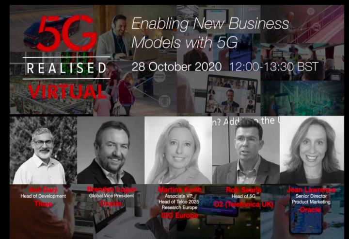 Virtual Workshop – Enabling New Business Models with 5G
