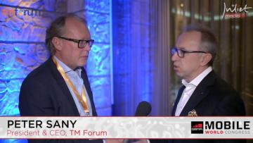 CEO of TM Forum on what Digital Transformation means to him at MWC16
