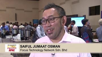 Focus Technology Network @ WDM APAC 2015