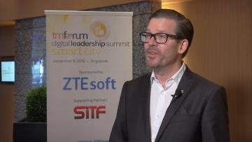 VP Strategic Programs TM Forum Digital Leadership Summit Singapore